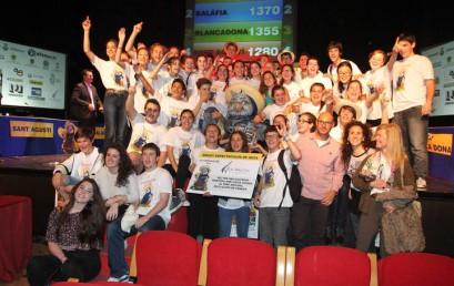 Eivissapiens 2015 Tri-Campeones!!