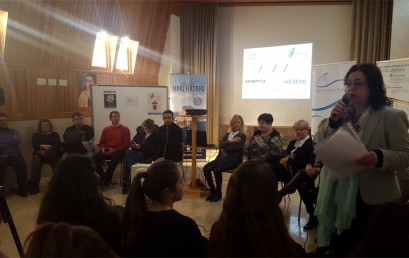 Éxito en la presentación del proyecto solidario «No somos 12»