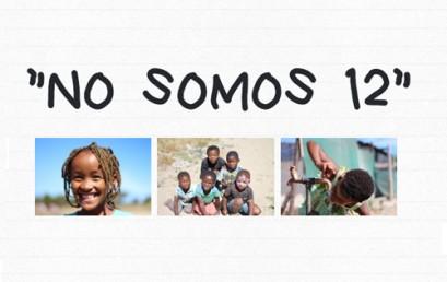 """El colegio Ntra. Sra. de la Consolación presenta a los medios el proyecto solidario """"No somos 12"""""""