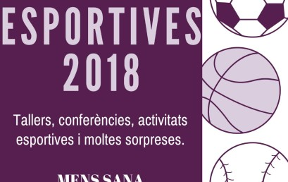 Jornades Esportives 2018