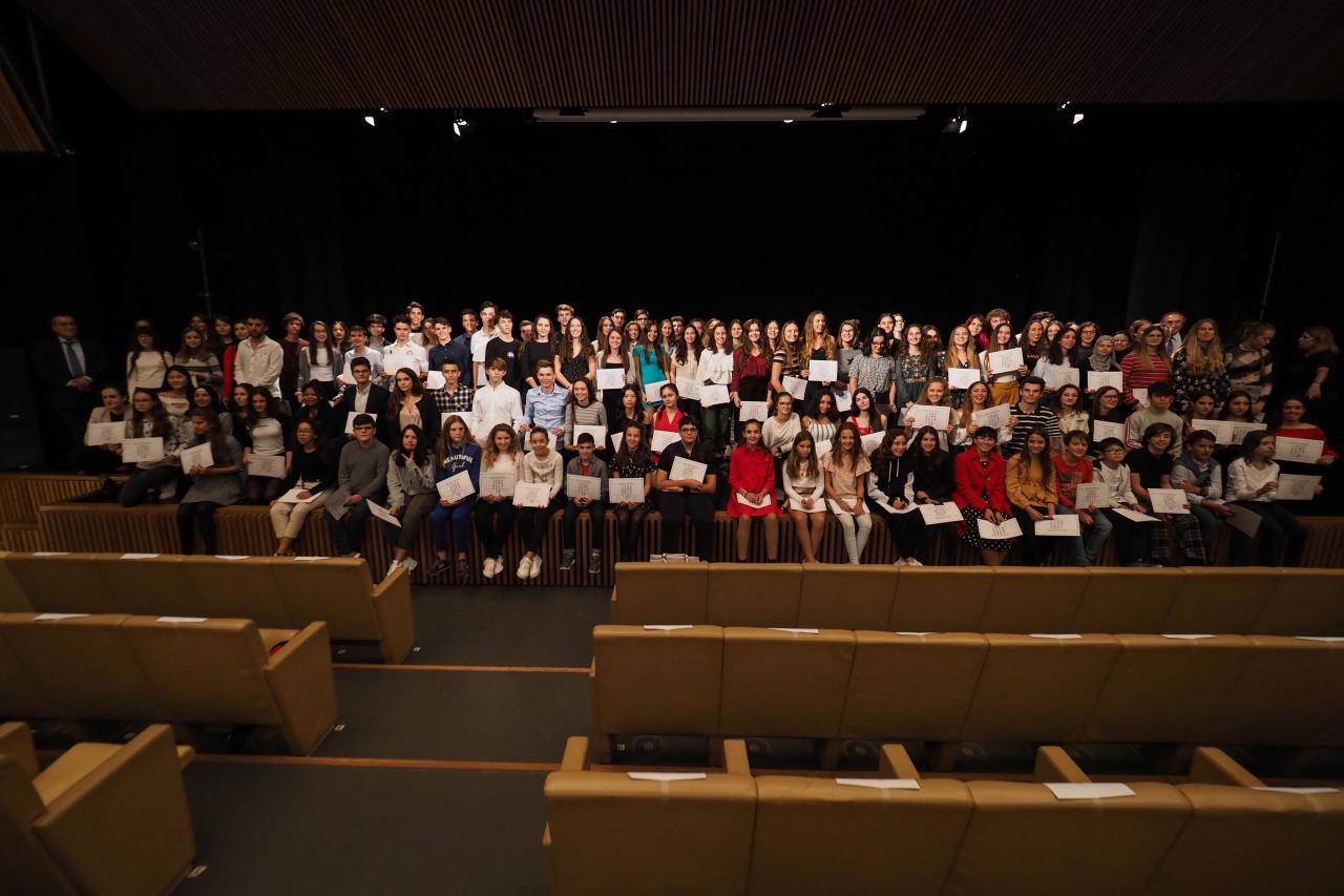 Premis a l'excel·lència curs 2018/19