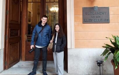 VIII Parlamento Infantil de las Islas Baleares