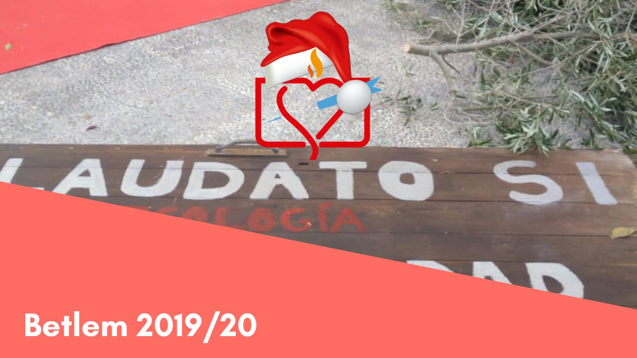 Belén viviente Consolación 2019/20