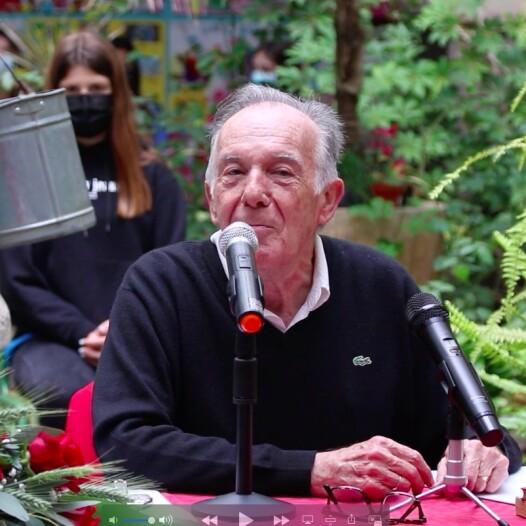 Julio Herranz en la Consolación